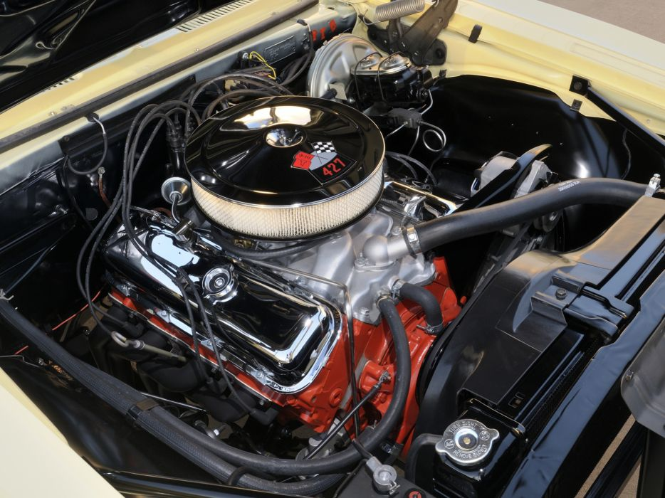 1967 Chevrolet Camaro Yenko S-S L72 427 450HP (YS-739) muscle classic engine  g wallpaper