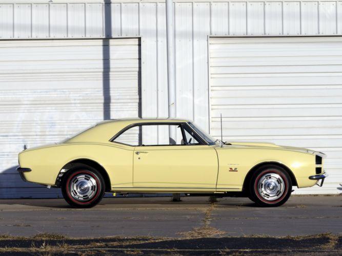 1967 Chevrolet Camaro Yenko S-S L72 427 450HP (YS-739) muscle classic gd wallpaper