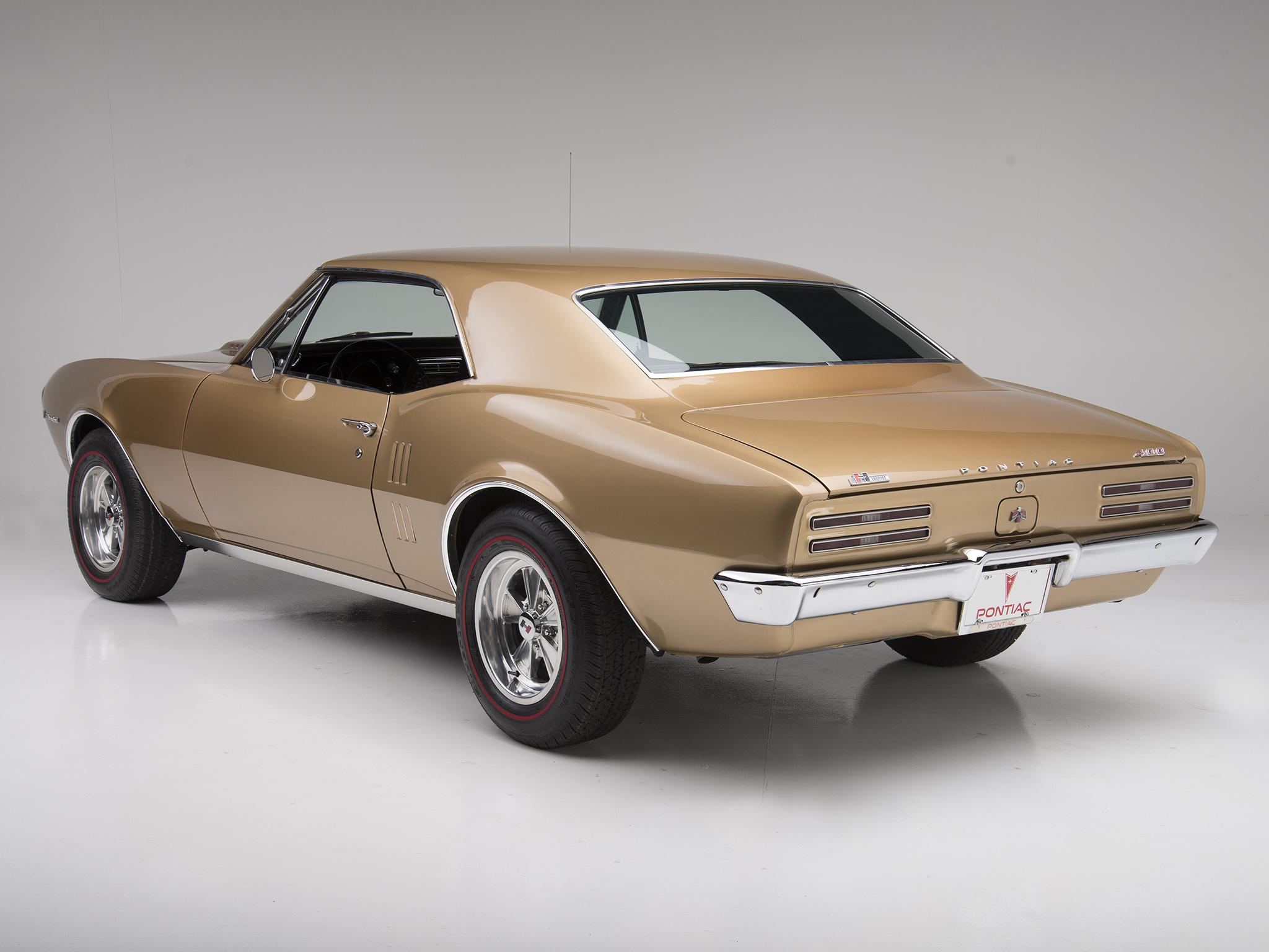1967 Pontiac Firebird 400 22337 Muscle Classic G