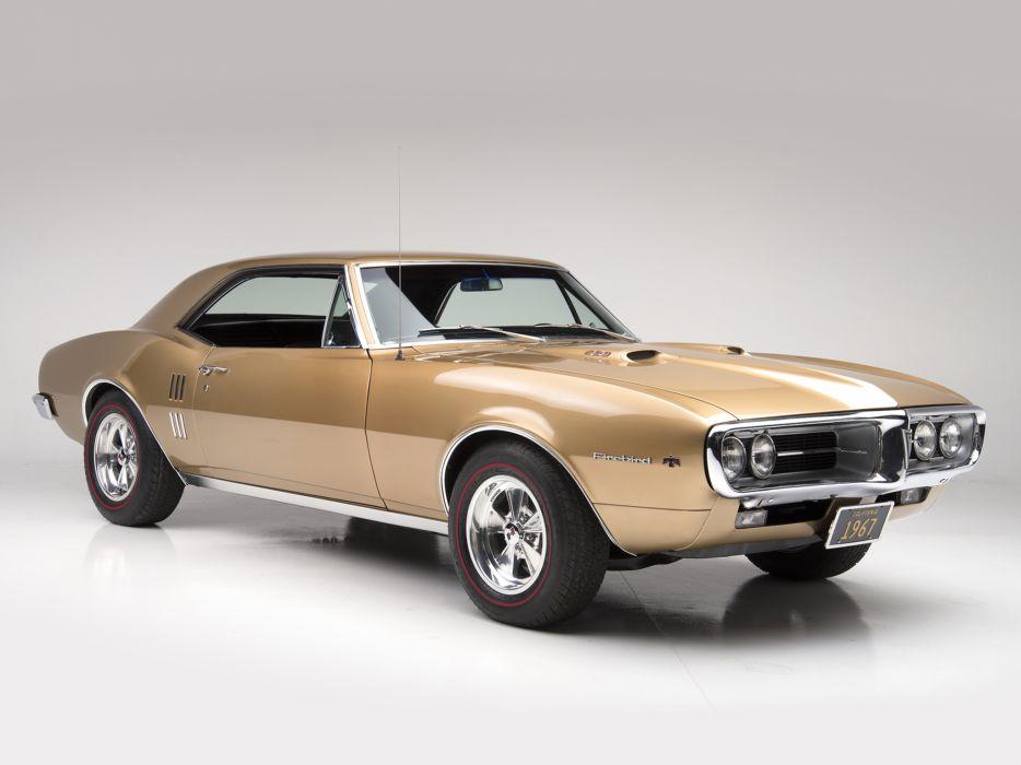 1967 Pontiac Firebird 400 (22337) muscle classic   g wallpaper