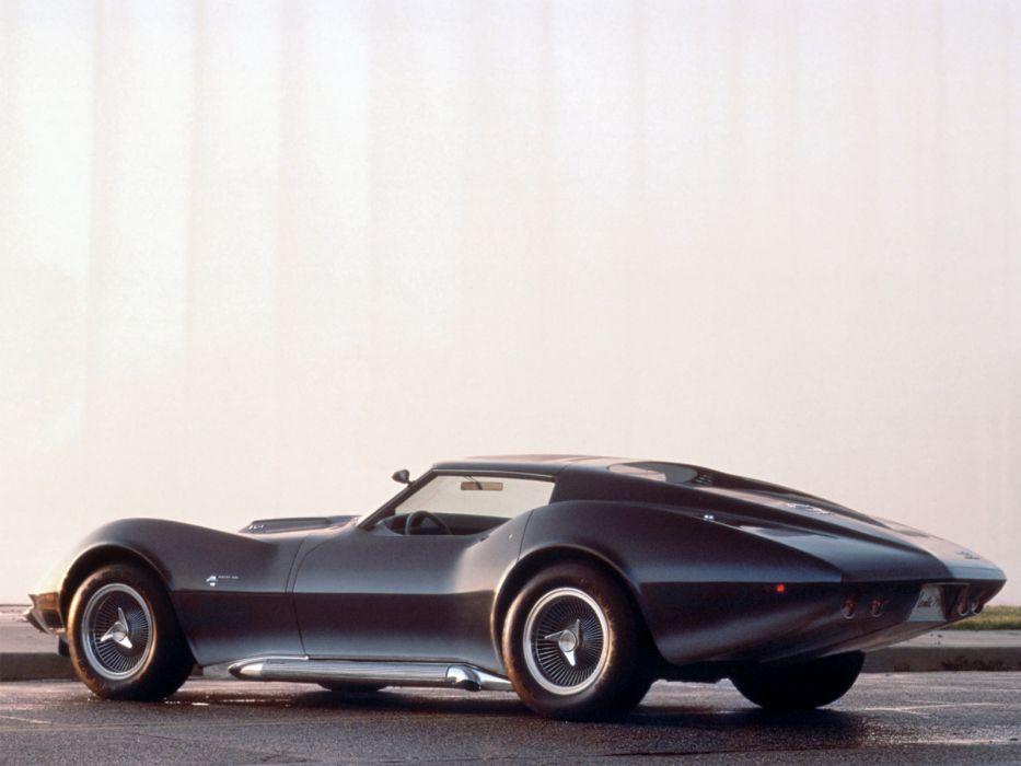 1969 Chevrolet Corvette MantaRay Concept muscle supercar classic   j wallpaper