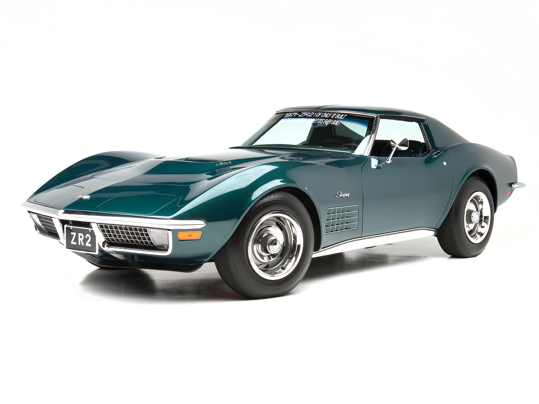 1971 corvette stingray zr 2 ls6 454 425hp c 3 muscle supercar. Cars Review. Best American Auto & Cars Review