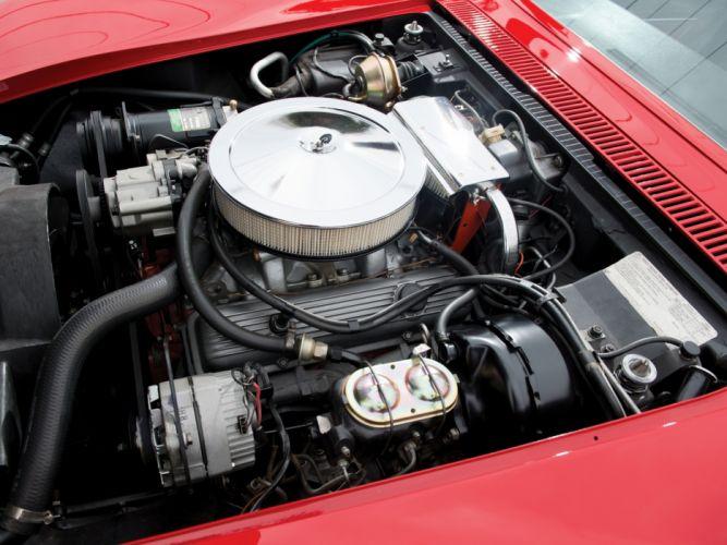 1972 Corvette Stingray LT1 350 255HP Convertible (C3) muscle classic supercar g wallpaper