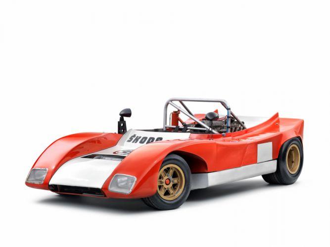 1973 Skoda Spider B5 (Type-728S) le-mans race racing g wallpaper