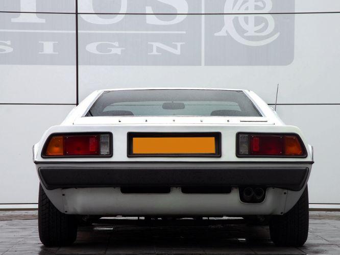 1976 Lotus Esprit supercar h wallpaper