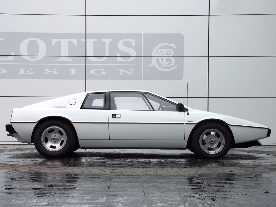 1976 Lotus Esprit supercar    g wallpaper