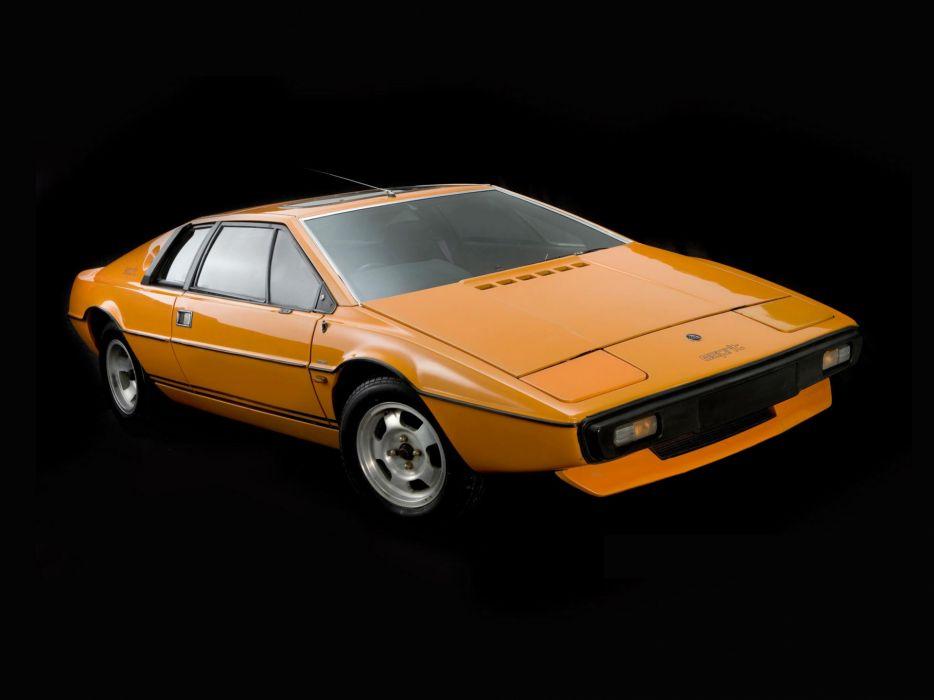 1976 Lotus Esprit supercar   gd wallpaper