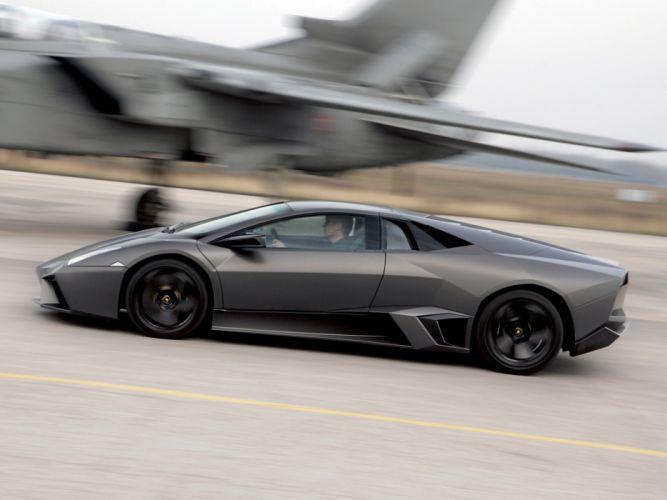 2008 Lamborghini Reventon supercar e wallpaper