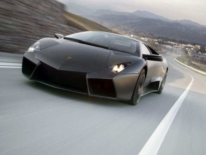 2008 Lamborghini Reventon supercar r wallpaper