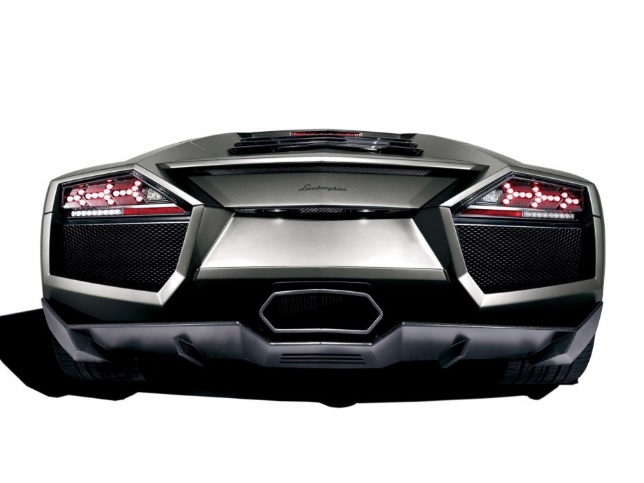 2008 Lamborghini Reventon supercar    rw wallpaper