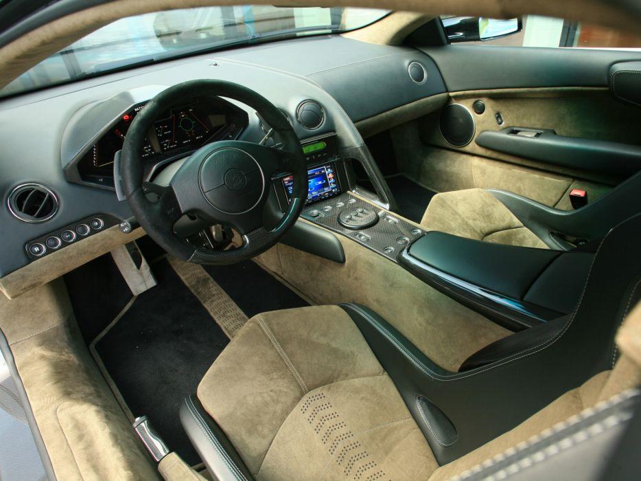 2008 Lamborghini Reventon supercar interior   t wallpaper
