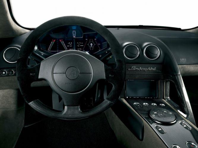 2008 Lamborghini Reventon supercar interior h wallpaper