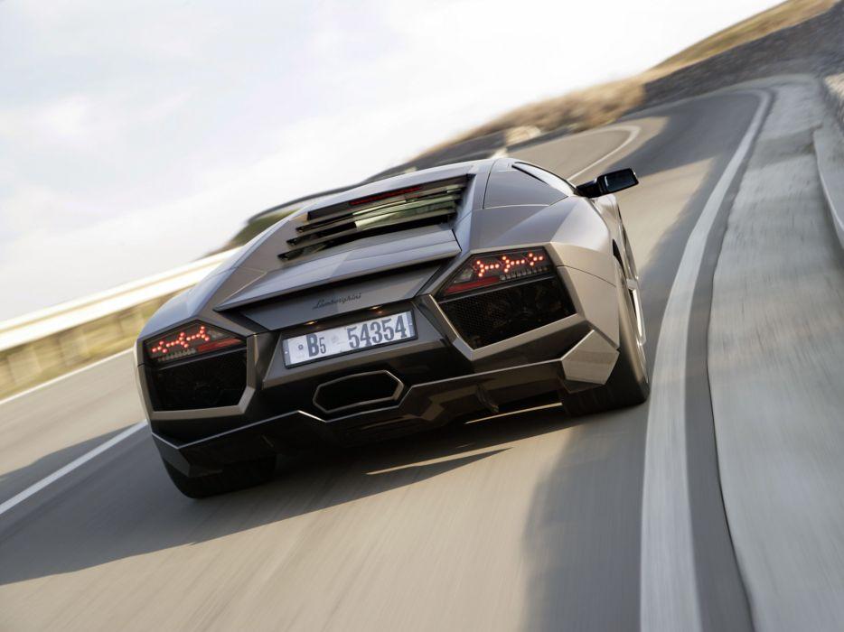 2008 Lamborghini Reventon supercar   t wallpaper