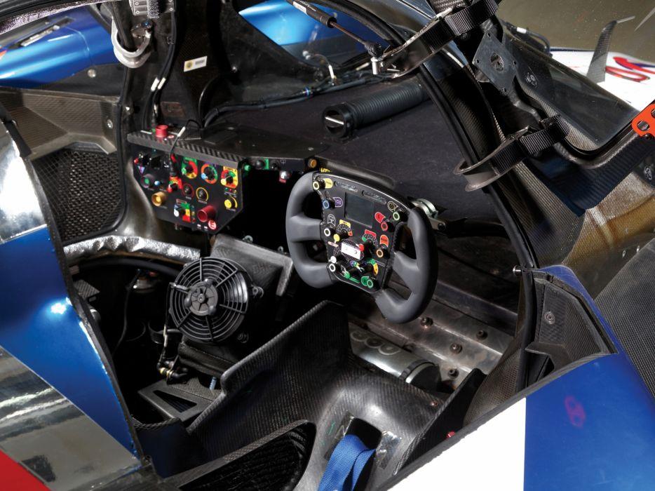 2009 Peugeot 908 HDi FAP race racing le-mans g-t interior          g wallpaper