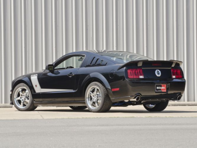 2009 Roush Ford Mustang 427R muscle tuning hot rod rods h wallpaper