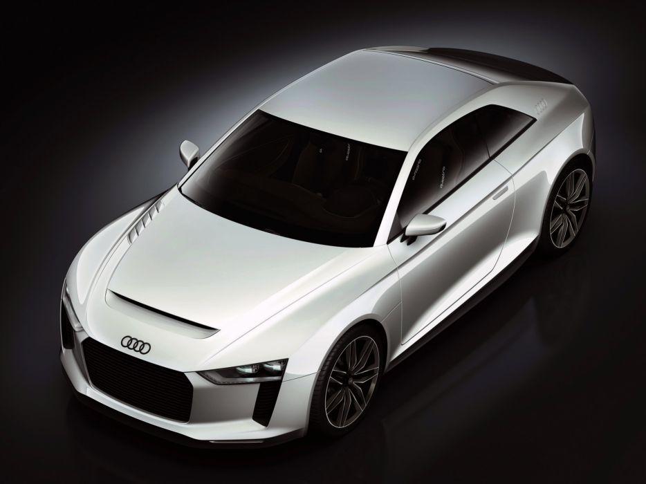2010 Audi Quattro Concept  g wallpaper