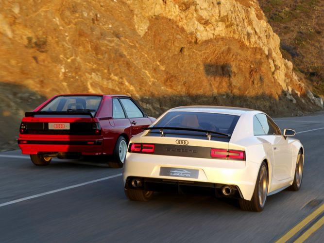 2010 Audi Quattro Concept tu wallpaper
