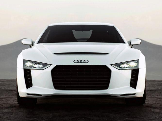 2010 Audi Quattro Concept h wallpaper