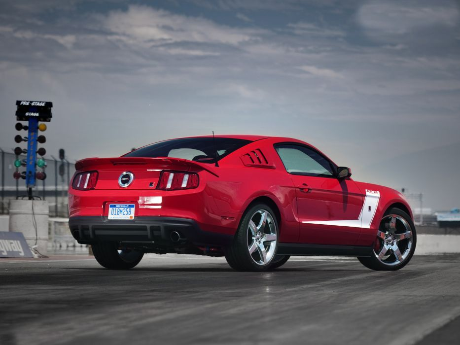 2010 Roush Ford Mustang 427R muscle   gs wallpaper