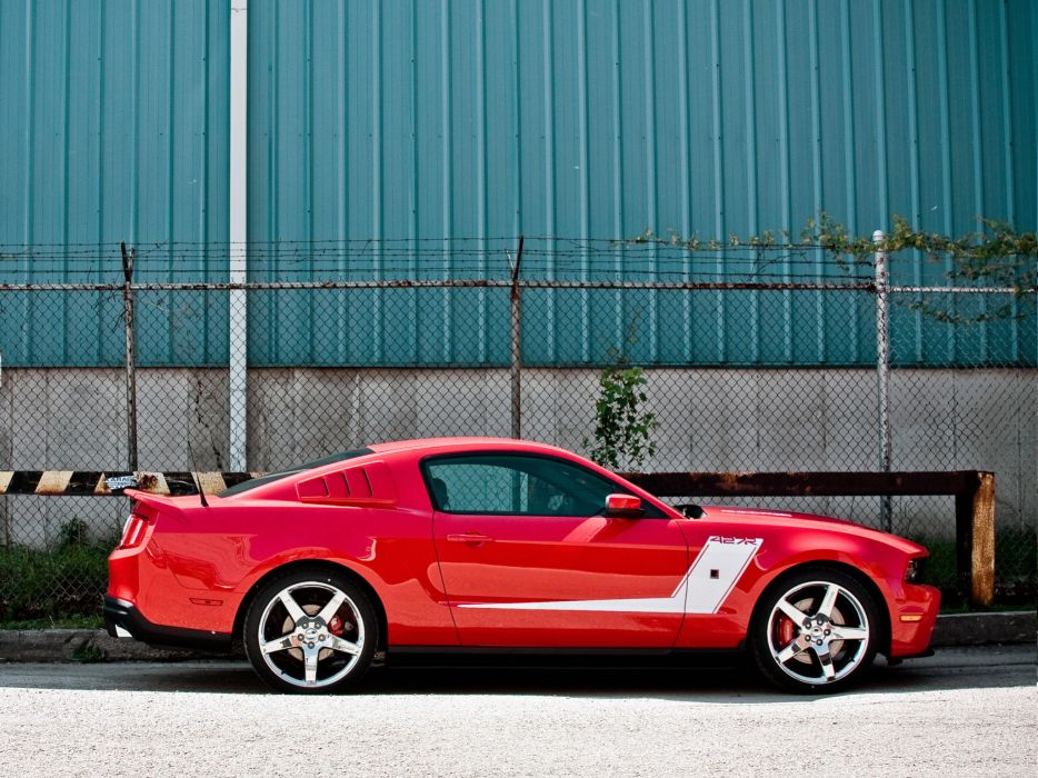 2010 Roush Ford Mustang 427R muscle   gh wallpaper