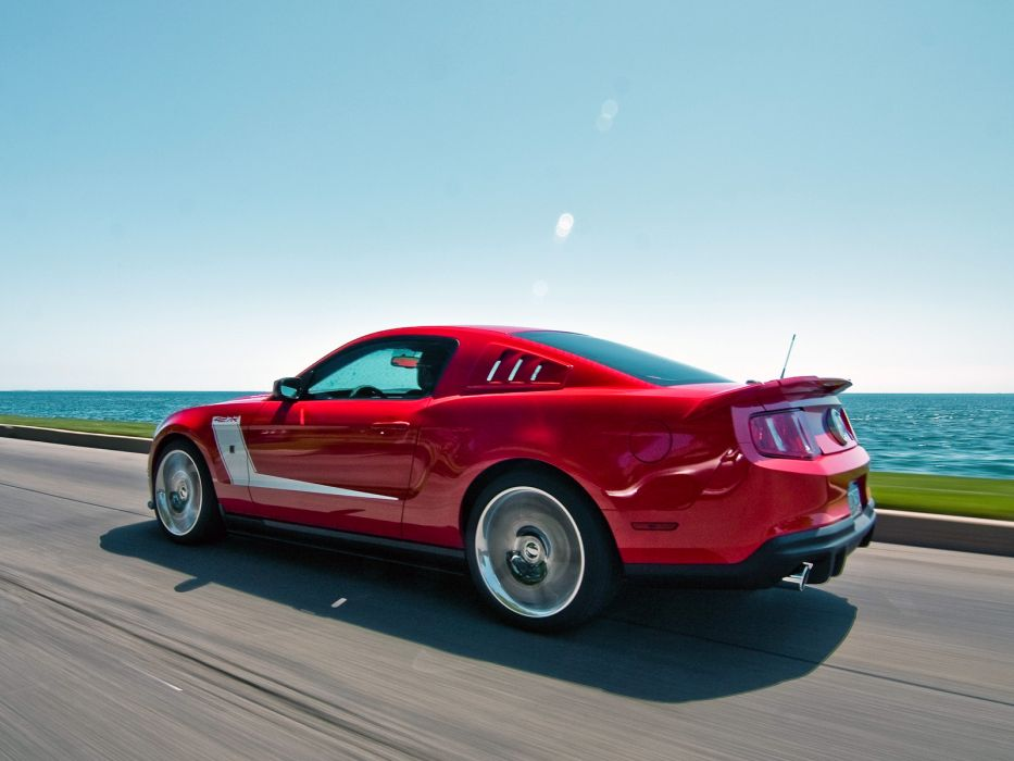 2010 Roush Ford Mustang 427R muscle    t wallpaper