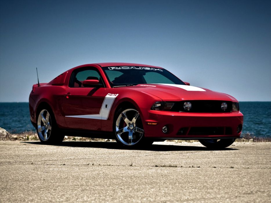 2010 Roush Ford Mustang 427R muscle    r wallpaper