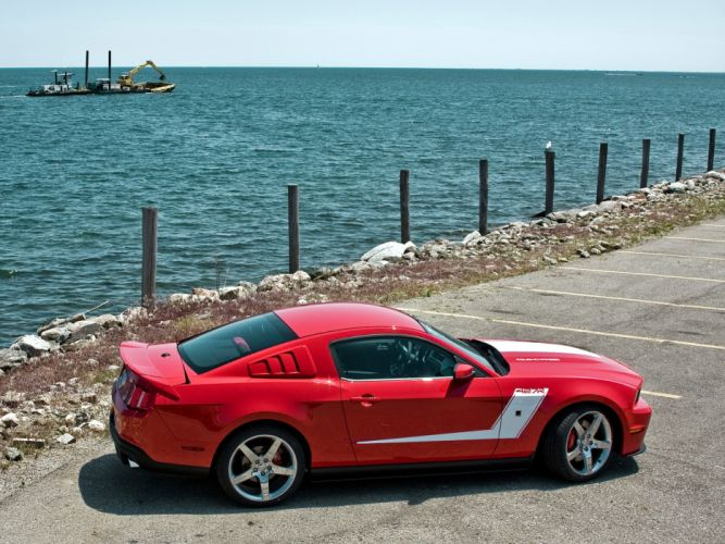 2010 Roush Ford Mustang 427R muscle h2 wallpaper