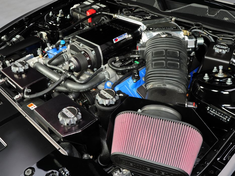 2010 Shelby GT500 Evolution-Performance Stage-6 ford mustang muscle tuning engine    h wallpaper