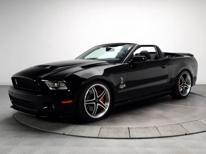 2010 Shelby GT500 Evolution-Performance Stage-6 ford mustang muscle tuning g wallpaper