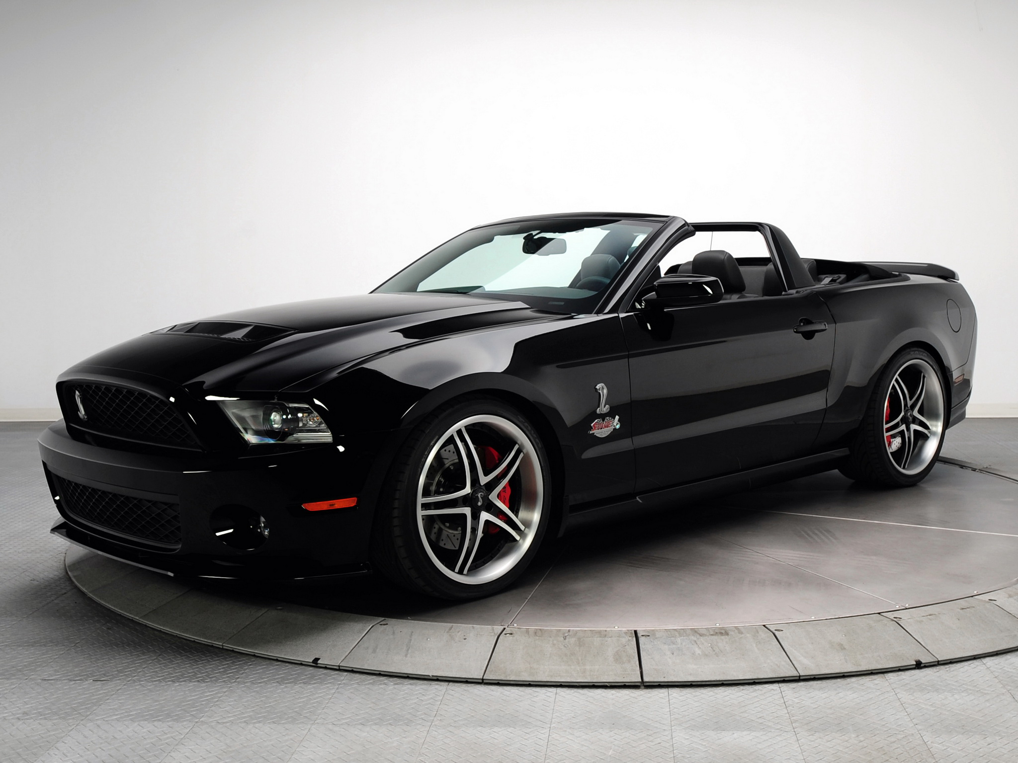 2010 Shelby GT500 Evolution-Performance Stage-6 ford mustang muscle ...