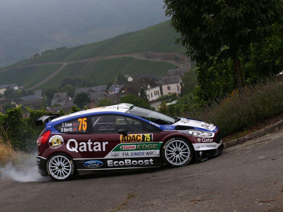 2013 Ford Fiesta R5 race racing r-5 wrc        g wallpaper
