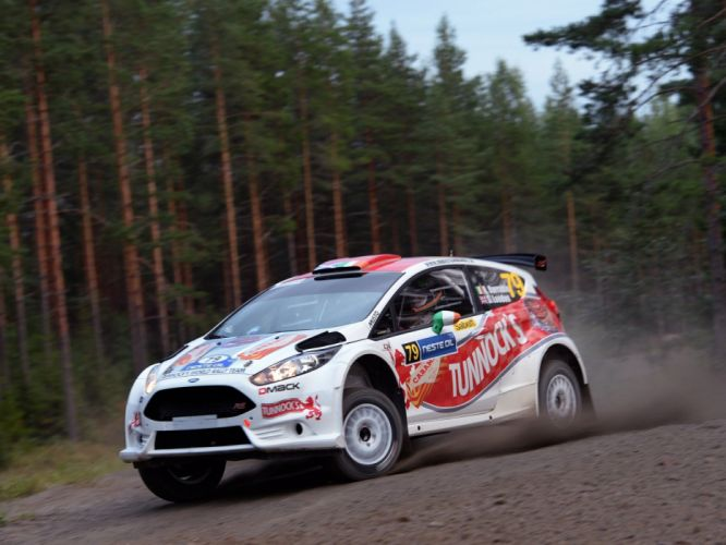 2013 Ford Fiesta R5 race racing r-5 wrc rw wallpaper