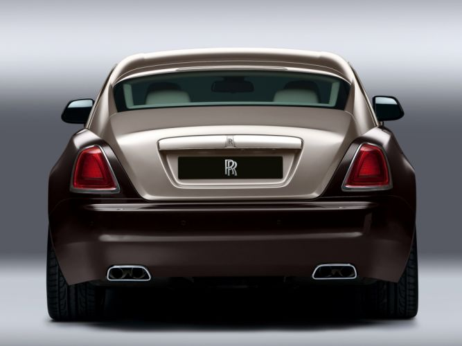 2013 Rolls Royce Wraith luxury supercar tw wallpaper