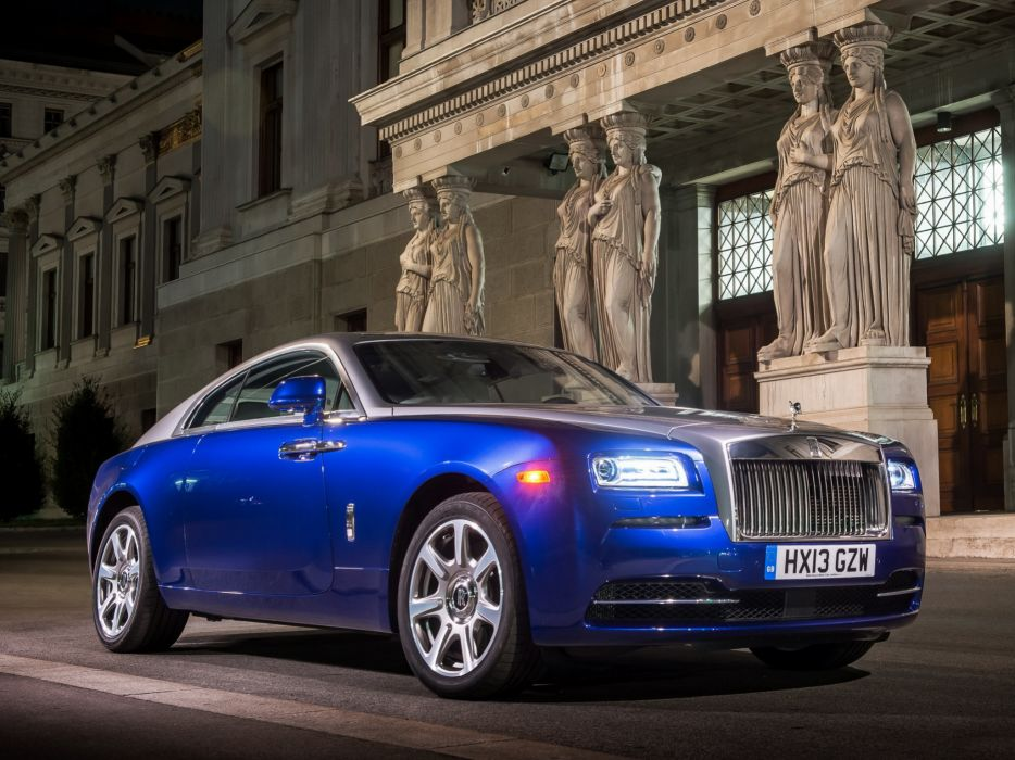 2013 Rolls Royce Wraith luxury supercar  e wallpaper