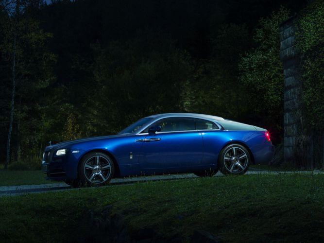 2013 Rolls Royce Wraith luxury supercar ew wallpaper