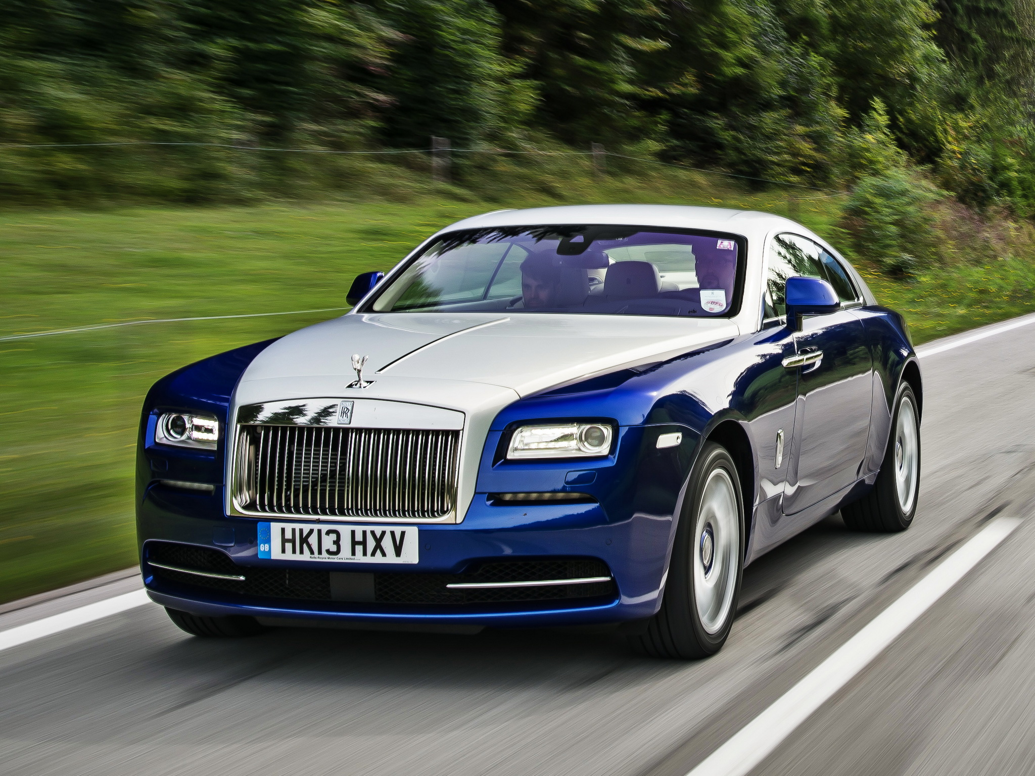 2013 Rolls Royce Wraith Luxury Supercar Rq Wallpaper
