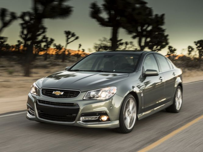 2014 Chevrolet S-S ge wallpaper