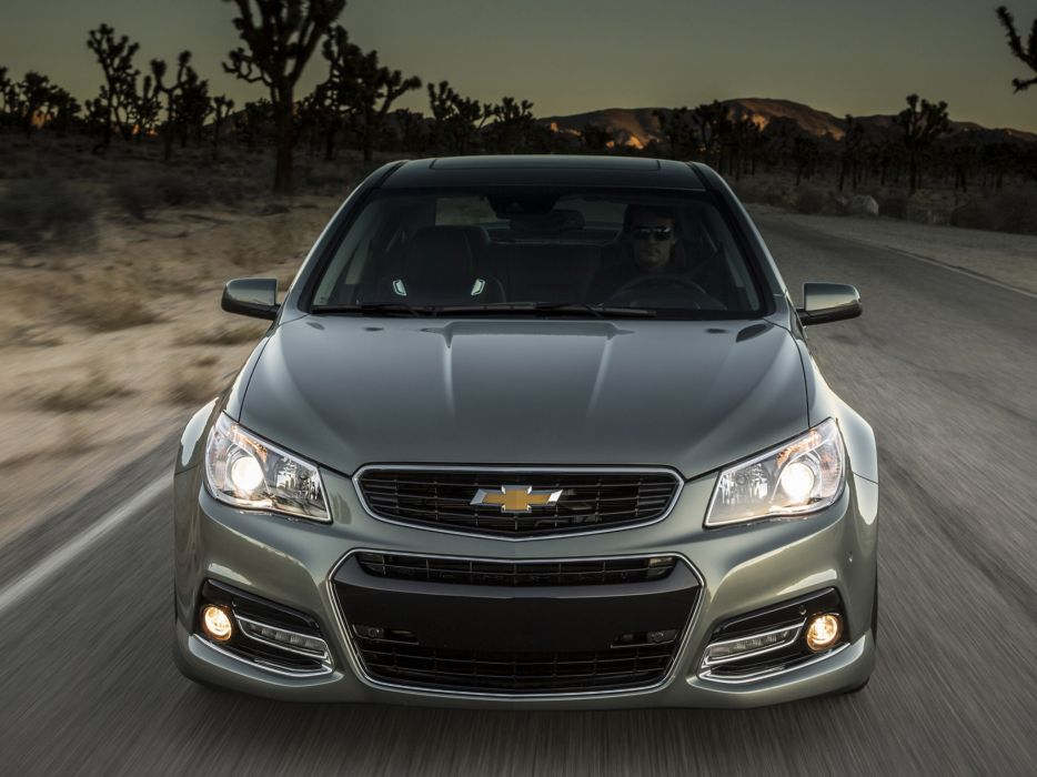 2014 Chevrolet S-S    gs wallpaper