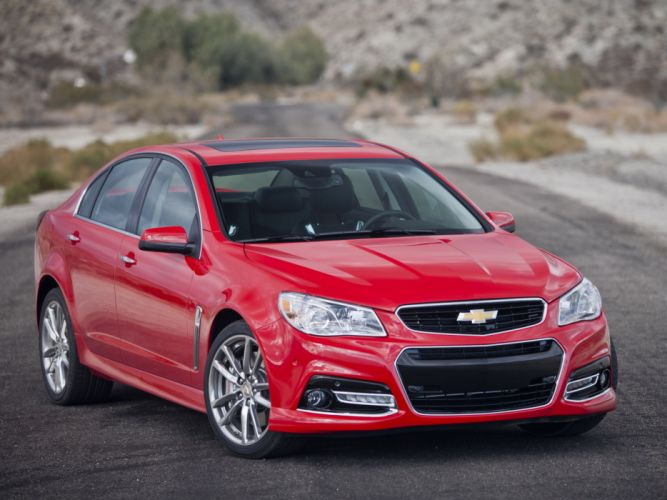 2014 Chevrolet S-S g wallpaper