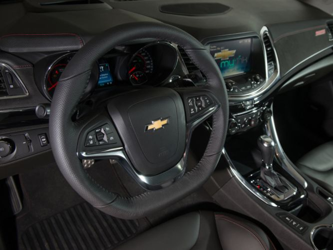 2014 Chevrolet S-S interior h wallpaper