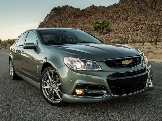 2014 Chevrolet S-S f wallpaper