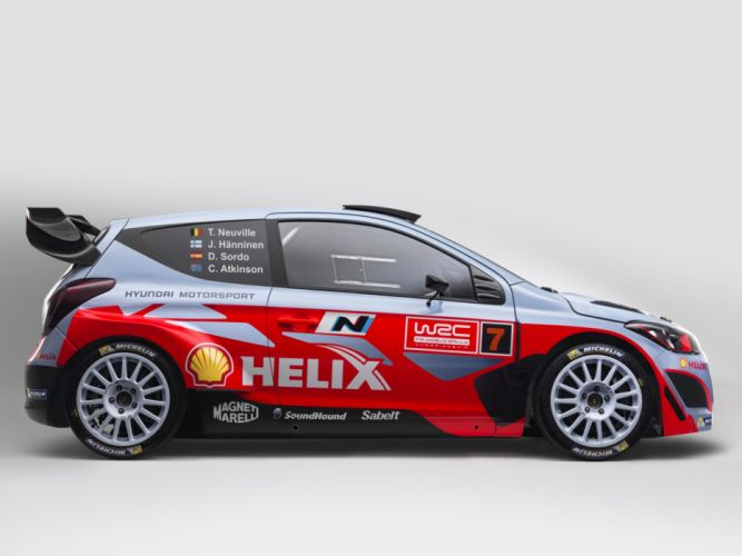 2014 Hyundai i20 WRC race racing tuning d wallpaper