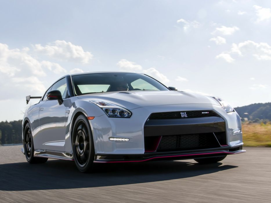 2014 Nismo Nissan GTR (R35) supercar        g wallpaper