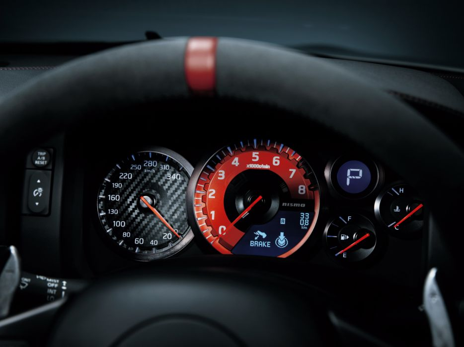 2014 Nismo Nissan GTR (R35) supercar   t wallpaper
