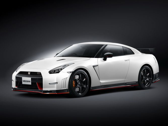 2014 Nismo Nissan GTR (R35) supercar f wallpaper