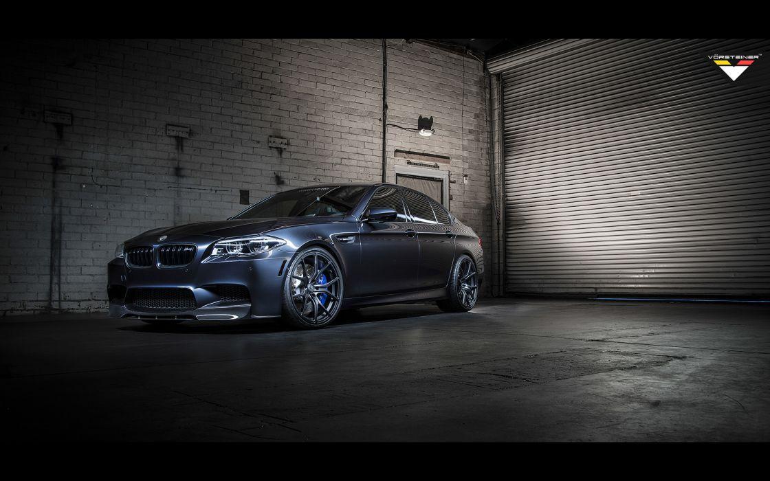 2014 Vorsteiner BMW F10 M5 m-5    fs wallpaper