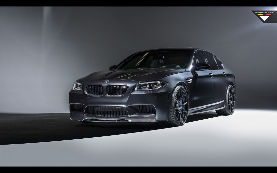 2014 Vorsteiner BMW F10 M5 m-5        f wallpaper