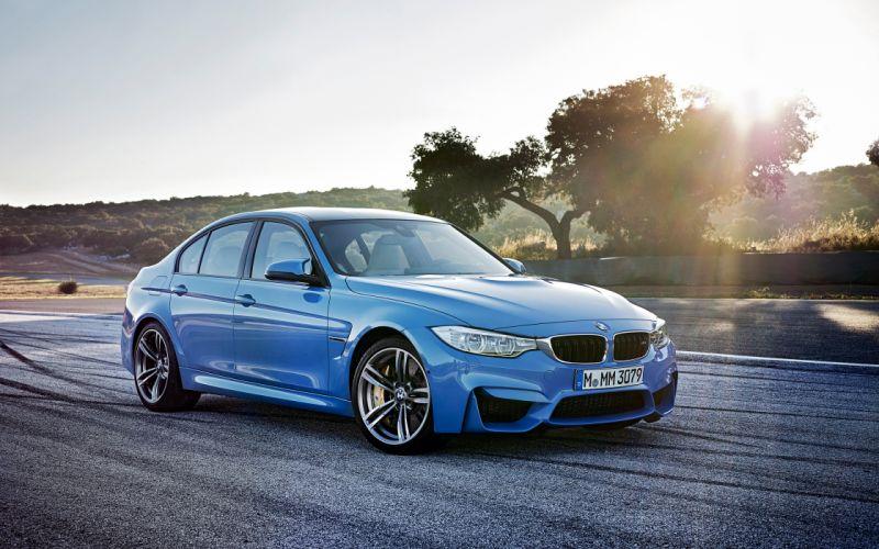 2015 BMW M-3 Sedan g wallpaper