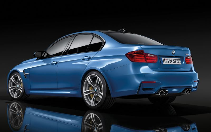 2015 BMW M-3 Sedan f wallpaper