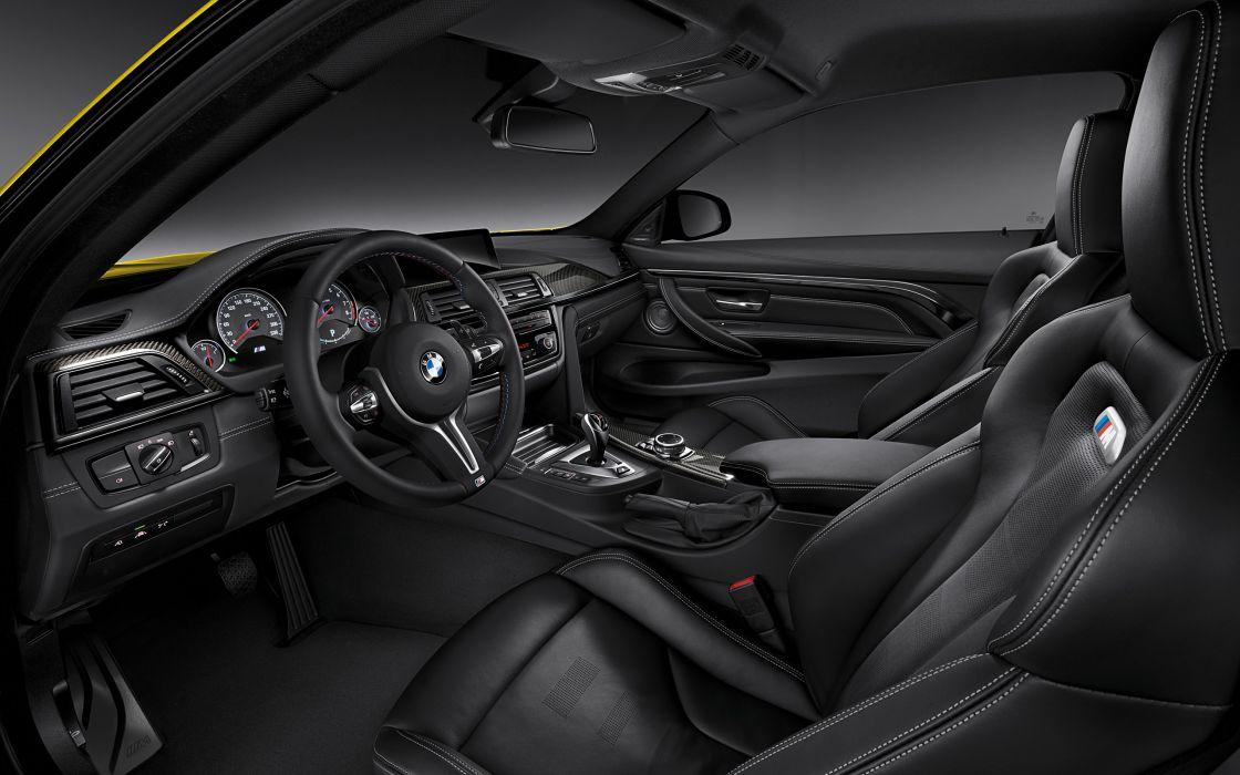 2015 BMW M-4 Coupe interior      g wallpaper